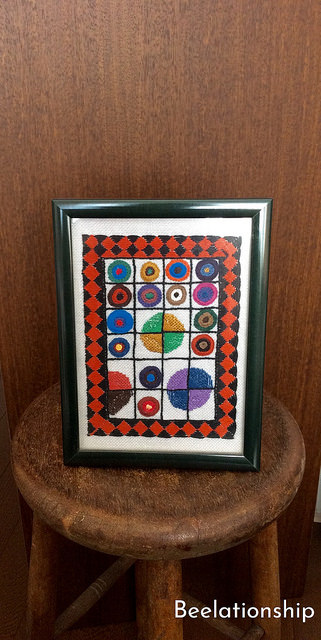 African Color Circles
