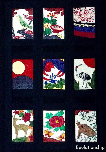 Hanafuda Tapestry