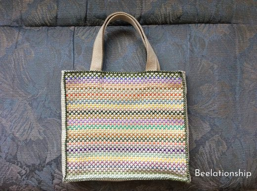 Pastel Color Tote Bag