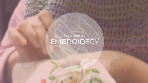 Beelationship Emboridery